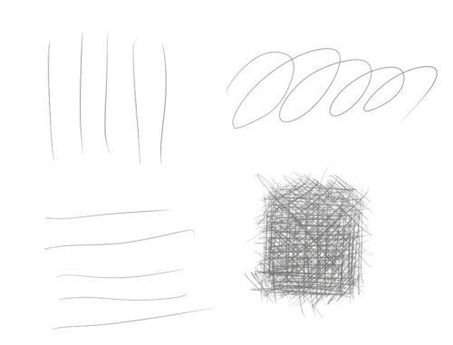 ガラスコーティング後のApple Pencilでの書き味